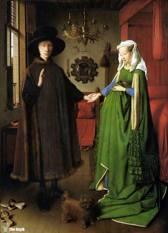 Arnolfinin'nin Evlenmesi