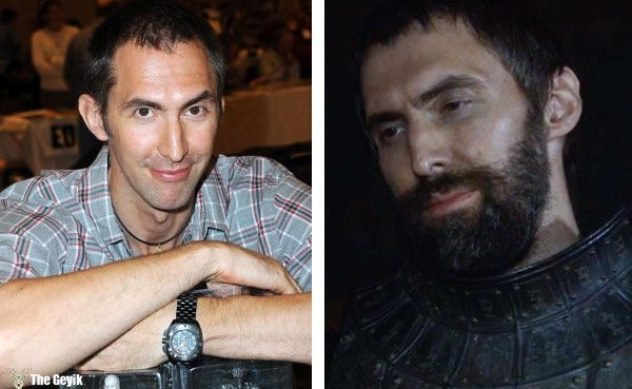 Ian Whyte the mountain dag