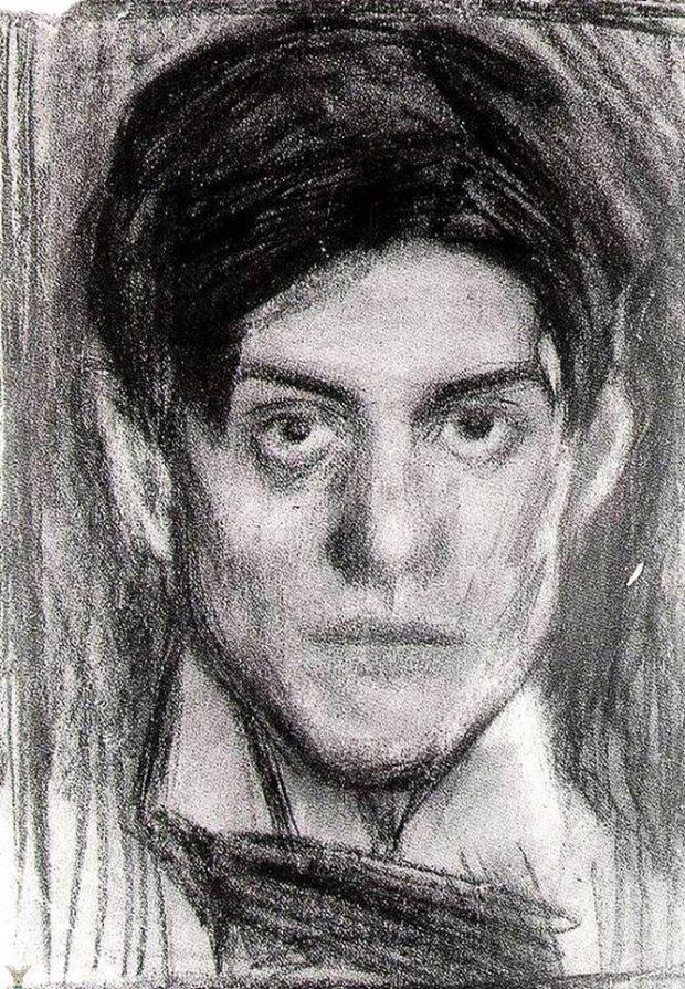 Picasso'nun kendini cizdigi resimler 18