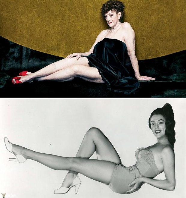 playboy modelleri 60 yıl sonra tekrar fotoğraflandı 2