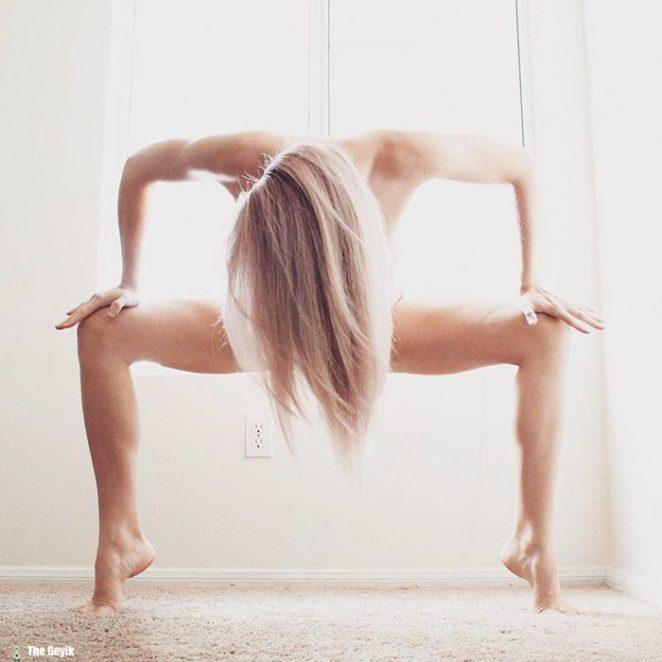 Yoga ile tecavüz girişiminin depresyon etkilerini atlattı 10