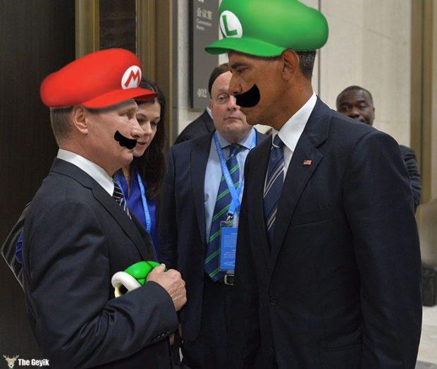 putin obama gergin g20 komik photoshop 10