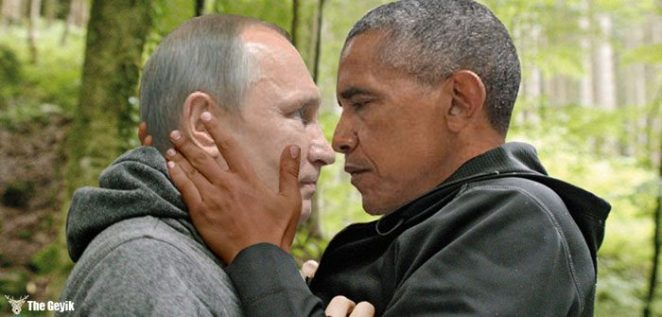 putin obama gergin g20 komik photoshop 2