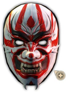 jiro item mask small