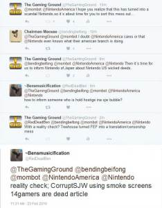 gamers vs treehouse and censorship