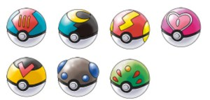 pokemon sun and moon apricorn poke balls