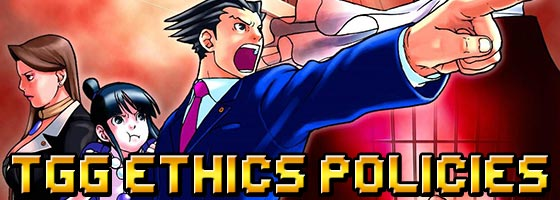tgg ethics policies 2015