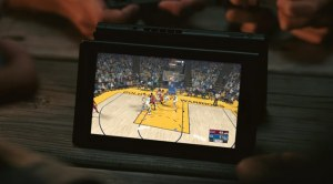 nintendo switch play basketball with friends