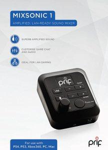 prif mixsonic 1 box