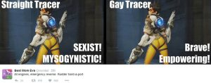 tracer overwatch sexist