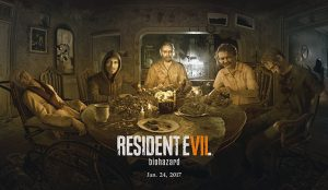 resident evil 7 the bakers