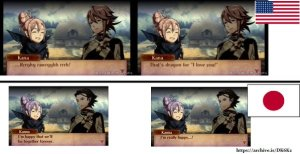 fire emblem fates low quality dialogue