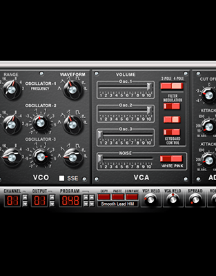VST-Warehouse---Steinberg---VST-Classics---Model-E