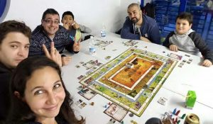 BORED? GAMES! – Return of the Tabletop | The Gibraltar Magazine