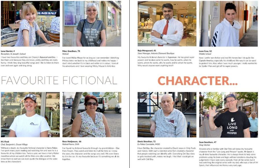 8862b327f hello there – WHO S YOUR FAVOURITE FICTIONAL CHARACTER  - The Gibraltar  Magazine