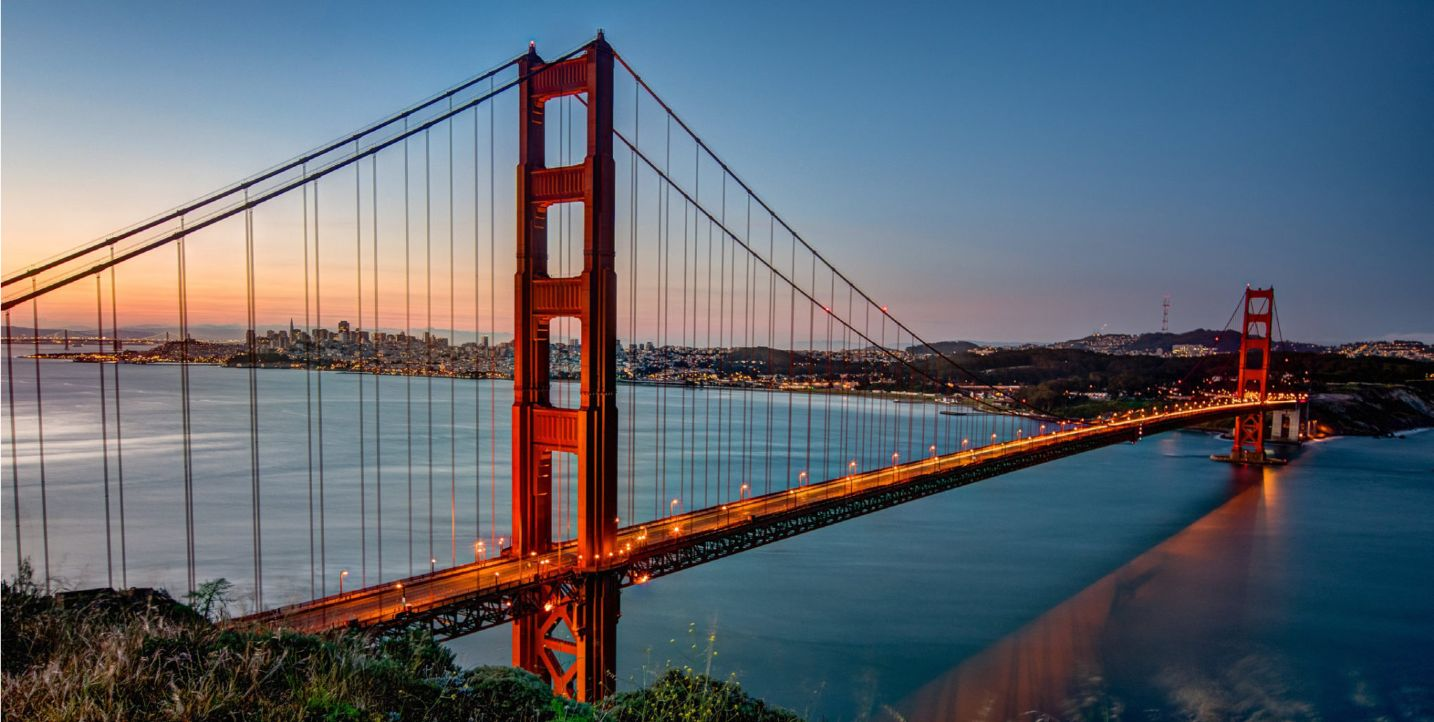 VEGAS & SAN FRAN – Best for flying in and out | The