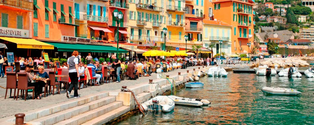 Property Investment Abroad: The Côte d'Azur,   The Gibraltar