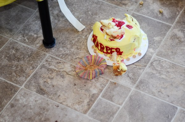 Cheerios Birthday Party - Baby Birthday Parties - Toddler Birthday Parties - Birthday Parties - The Gifted Gabber