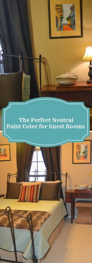 Neutral Guest Room Paint Color   The Gifted Gabber. Guest Room Paint Color   The Gifted Gabber