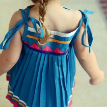 Handmade Guaymi Tribal Dresses