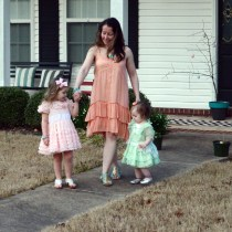 Vintage Easter Dresses - The Gifted Gabber