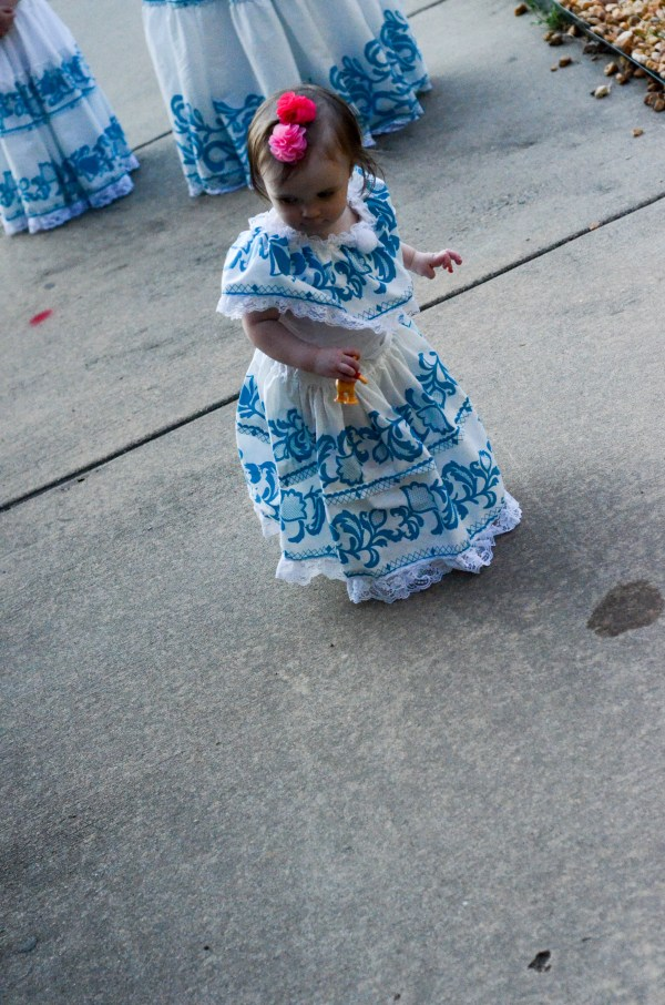 Polleras of Panama - Folkloric Dresses - The Gifted Gabber