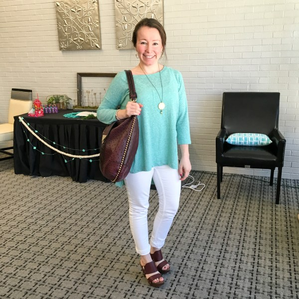 Ostrich Print Bag - My Versona Style - Fall Look Book Favorites - The Gifted Gabber