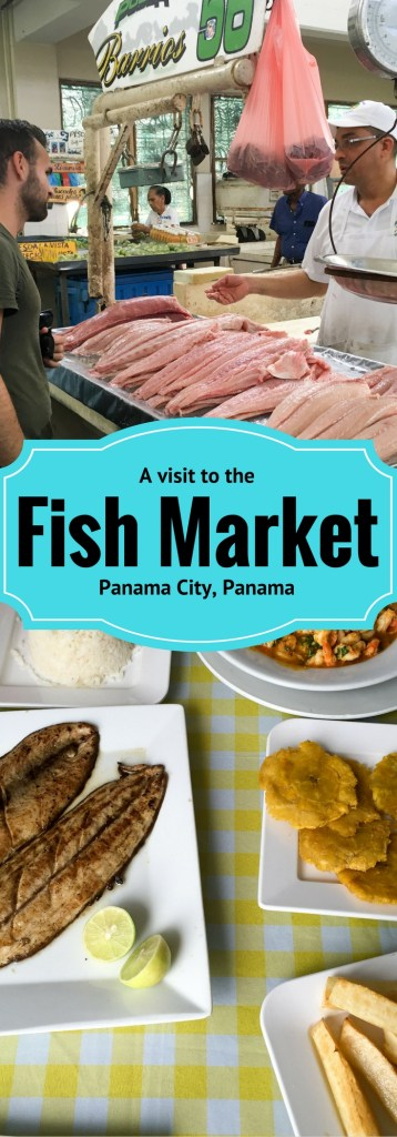 Panama City Fish Market - The Gifted Gabber