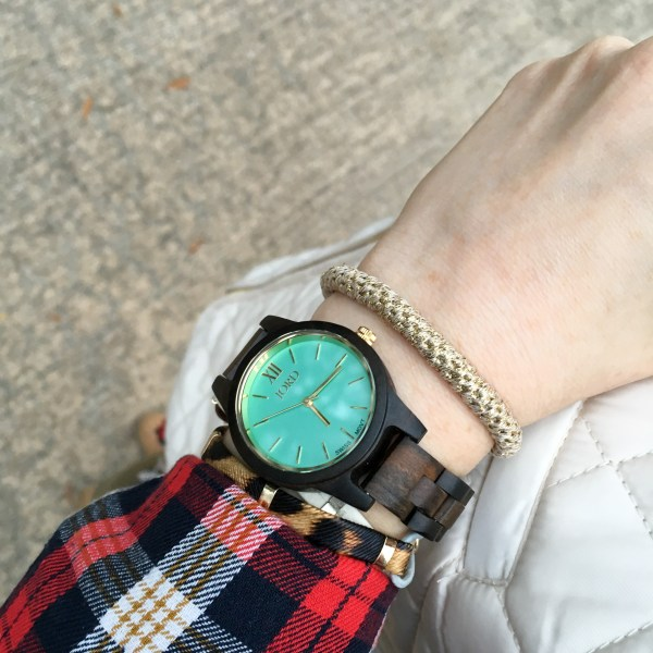 Jord Women's Watch and Giveaway - What We Wore - The Gifted Gabber