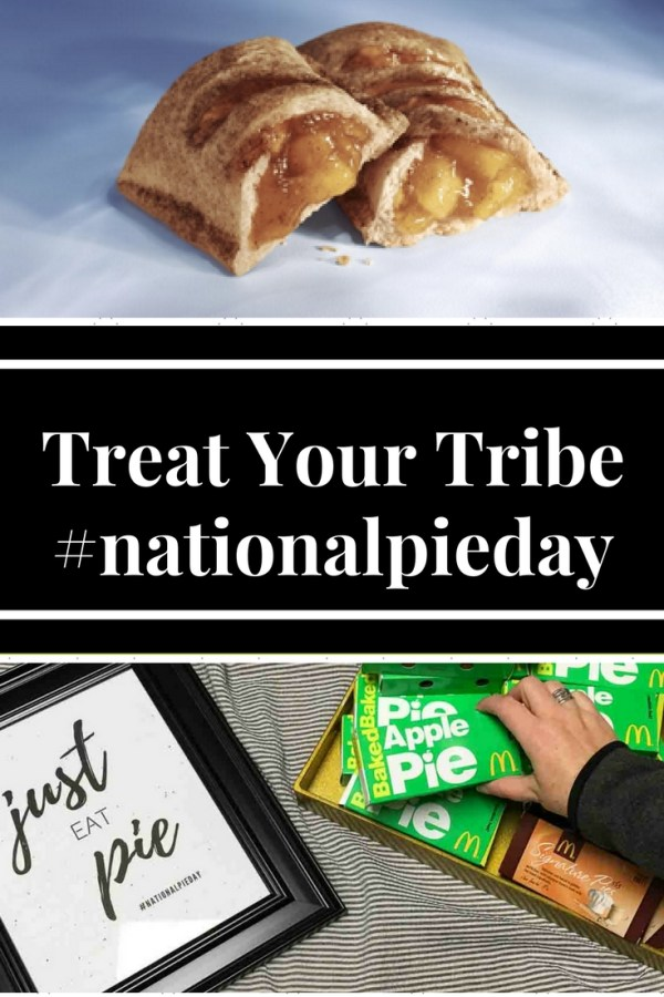 McDonald's Apple Pies - Treat Your Tribe - The Gifted Gabber