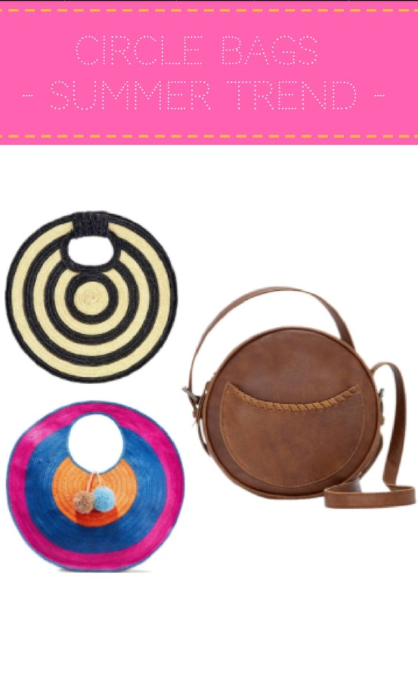 Circle Bags - Round Bags - Purses - Straw Bags - Crossbody Bags - The Gifted Gabber