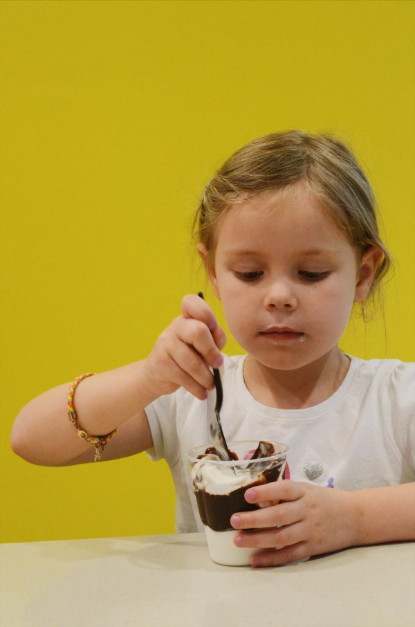 Treat Your Family to a Sundae Funday - #sponsored by McDonald's for National Ice Cream Month - National Ice Cream Day - Ice Cream Sundae - Family Fun - Family Traditions - Ice Cream Ideas - Family Night Out - Family Date Night - Fun for Kids - The Gifted Gabber