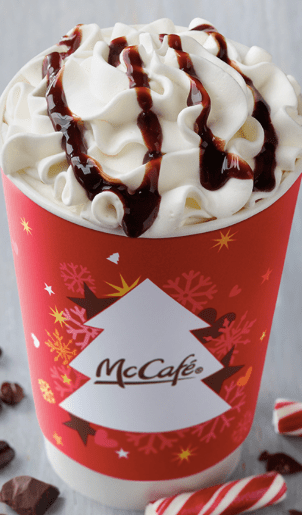 The 12 Days of McDonald's Free Printable to Give with Gift Cards - The Gifted Gabber - #holidayprintables #giftcardideas - #christmasgiftideas - #sponsored #McDambassador