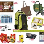 Giveaway: 2012 Cartoon Network Hall of Game Awards Celebrity Gift Bag, Just for Adults! Valued at $550!
