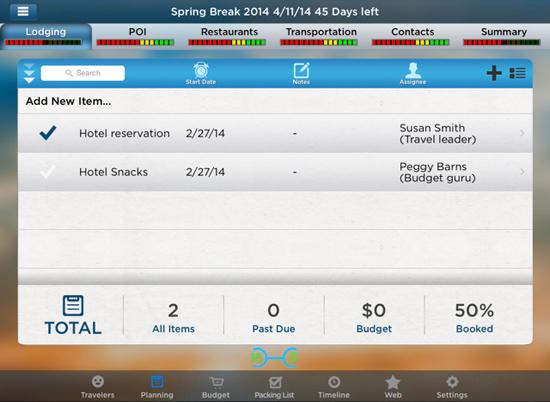 Wish List Wednesdays: Pro Travel Planner App, the Ultimate Travel