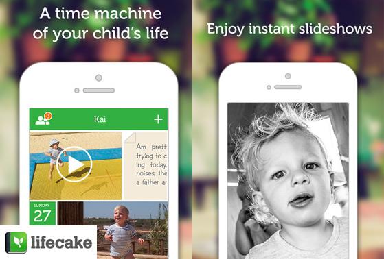 lifecake_childrens_photo_storage_timeline