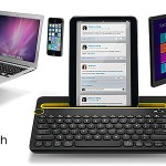 Wish List Wednesdays: A Bluetooth Keyboard that Supports All Your Devices