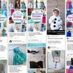 DIY Frozen Costume Ideas on Pinterest…
