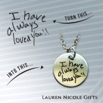 Personalized Memories with Lauren Nicole Gifts…