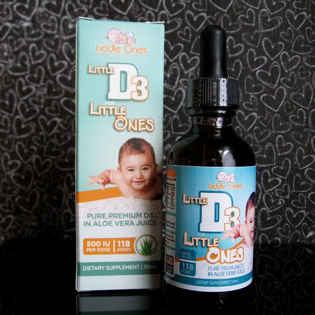 liddle_ones_D3_drops_review_vitamin_D_babies_kids