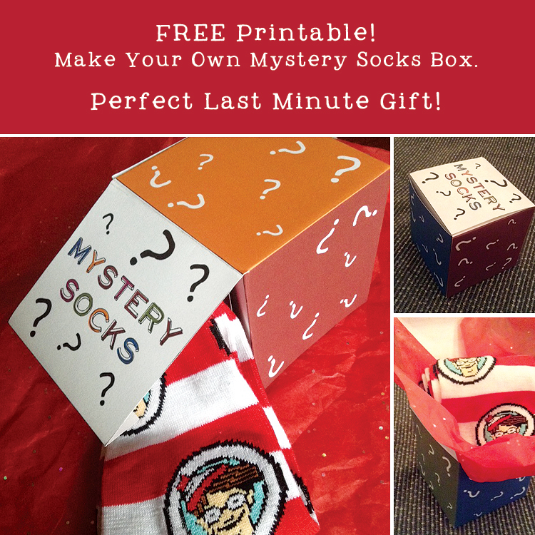 mystery_socks_box_free_printable_holiday_gift_men