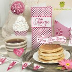 Impress Your Mom with Printable Mother's Day Decor from KudzuMonster…