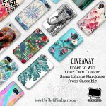 Giveaway: WIN a Custom Smartphone Hardcase from caseable