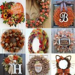 Who's Ready for Fall? Etsy Wreath Inspiration…