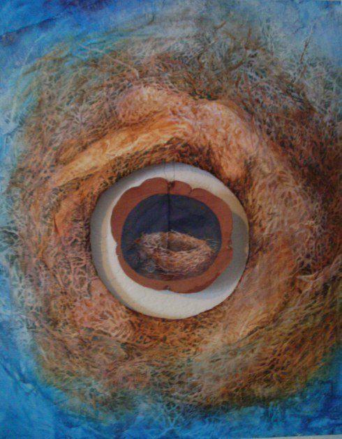 """""""Empty Nest,"""" by Bethany DuVall (Source)"""
