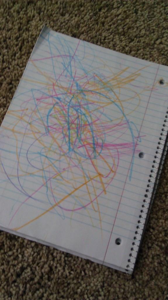 Cali scribbles