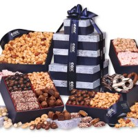 One Of A Kind Corporate Chocolate Gift Baskets At The Gift Planner