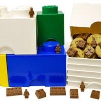 Announcing Unique Delicious Lego Builders Block Gourmet Gift Basket On Sale Now