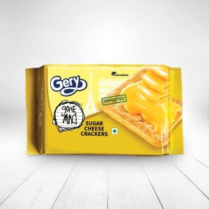 Gery- Gone Mad Sugar Cheese Crackers 110g