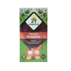 24 Mantra Infusion Revitalising 37.5G